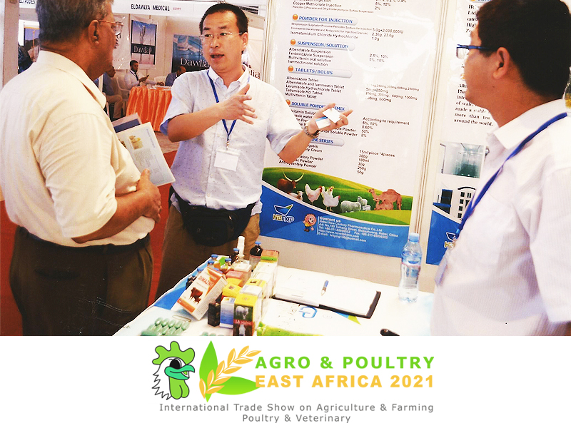 International Agro & Poultry Trade show on Agriculture & Equipment Poultry & Equipment