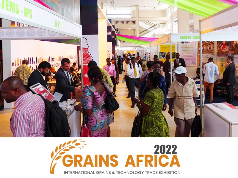 International Trade Exhibition on  Grains & Technology