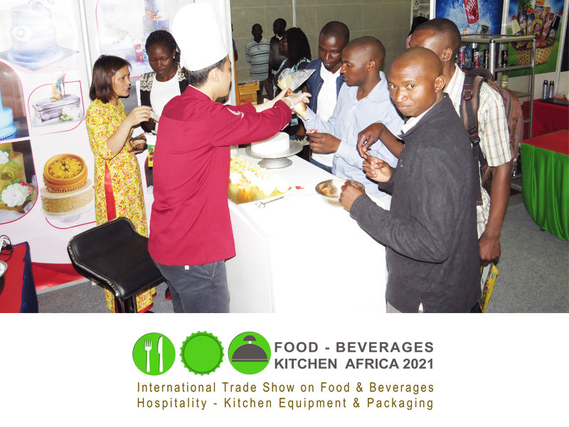 Trade Exhibition on Food & Beverages